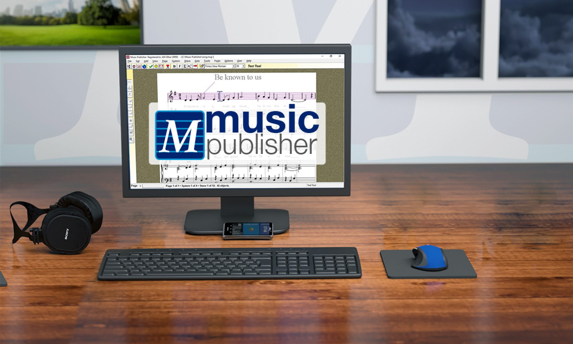 Music Publisher